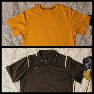 Men's Nike Shirt Bundle 2XL